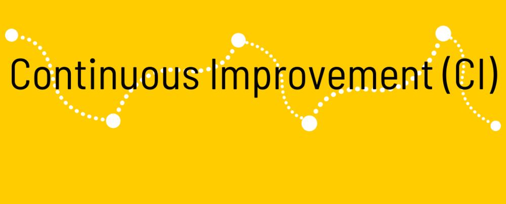 University of Waterloo Continuous Improvement Logo