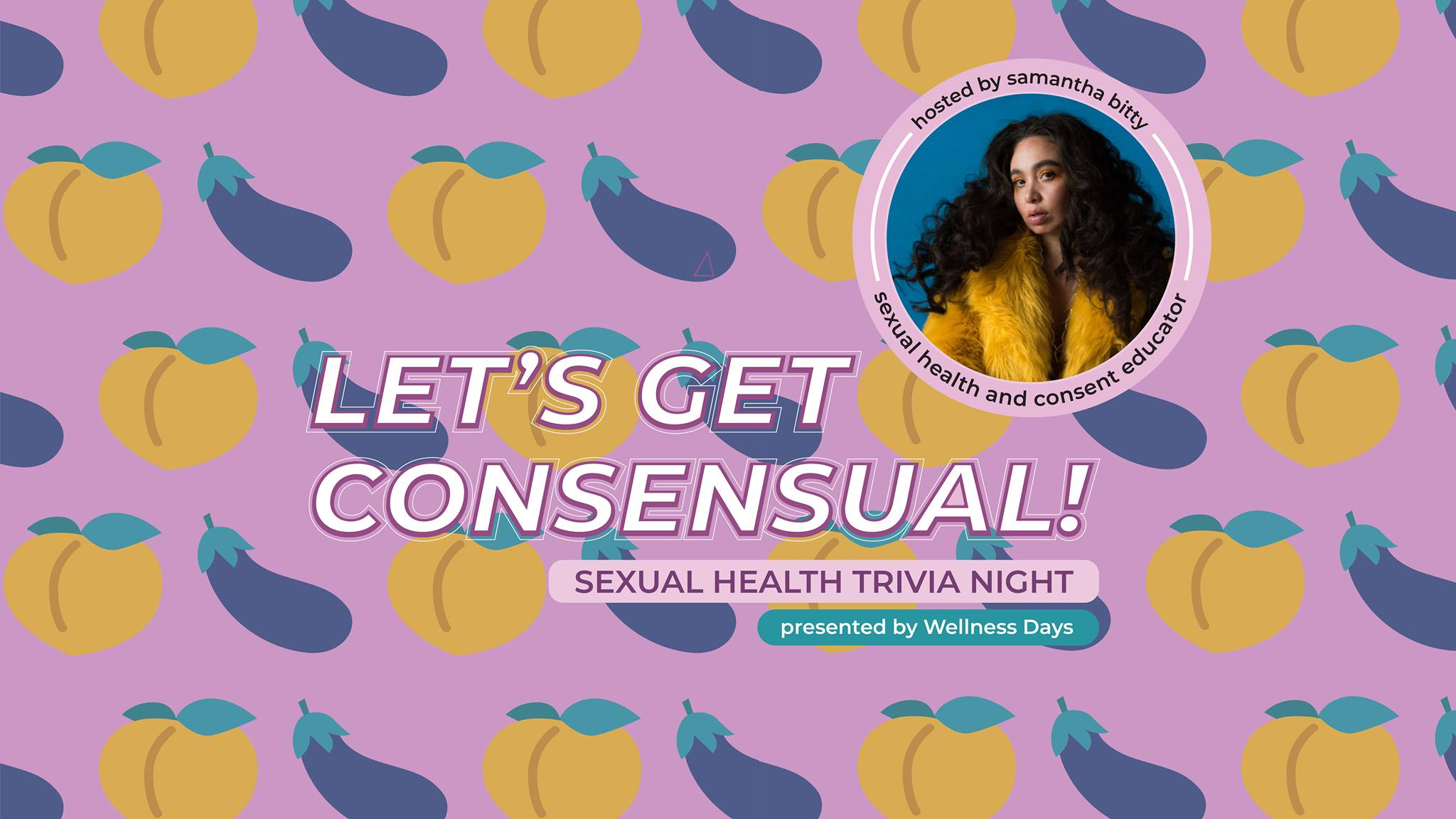 Let's Get Consensual Sexual Health Trivia