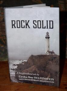 Carolyn's second book, Rock Solid