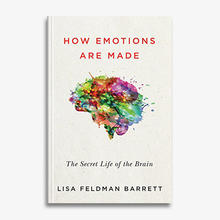 How Emotions Are Made book cover