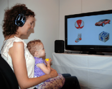 study at the lab for infant development and language