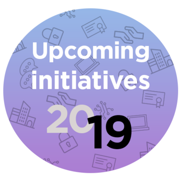 upcoming initiatives 2019