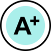 A+ grade