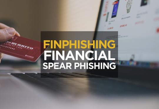 Finphishing Financial Spear Phishing