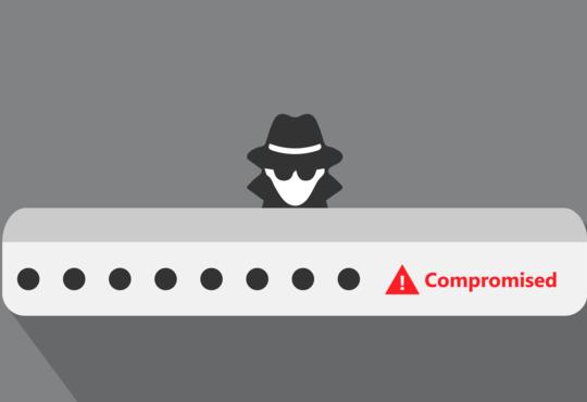 pwned password bar