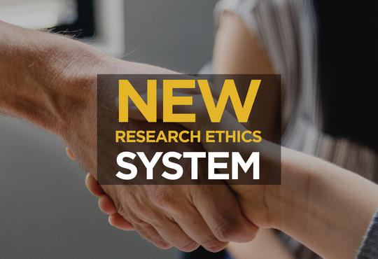 New Research Ethics System