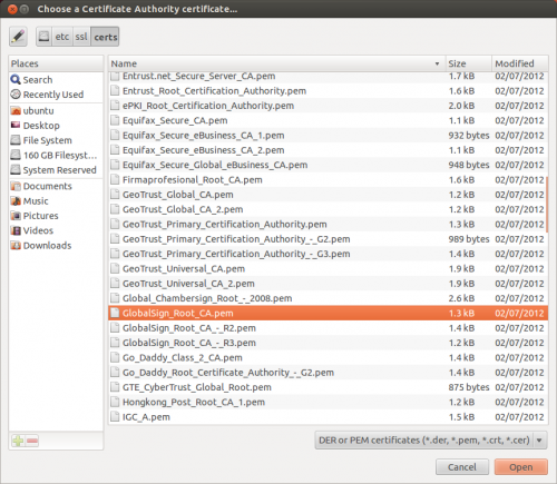Arch linux wicd validating authentication of documents