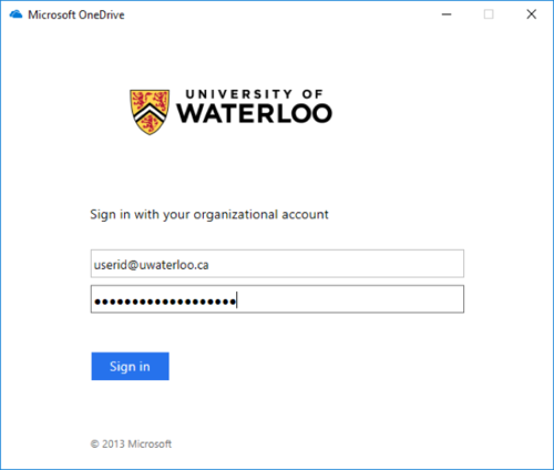 Article - Adding OneDrive accounts to
