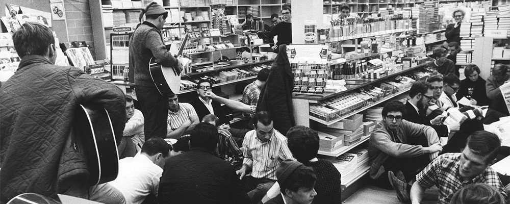 Bookstore sit-in of 1966