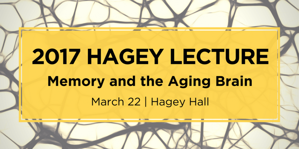 Hagey Lecture banner