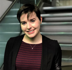Nicole Bennett is a second-year student in the Honours English Rhetoric, Media and Professional Communications program.
