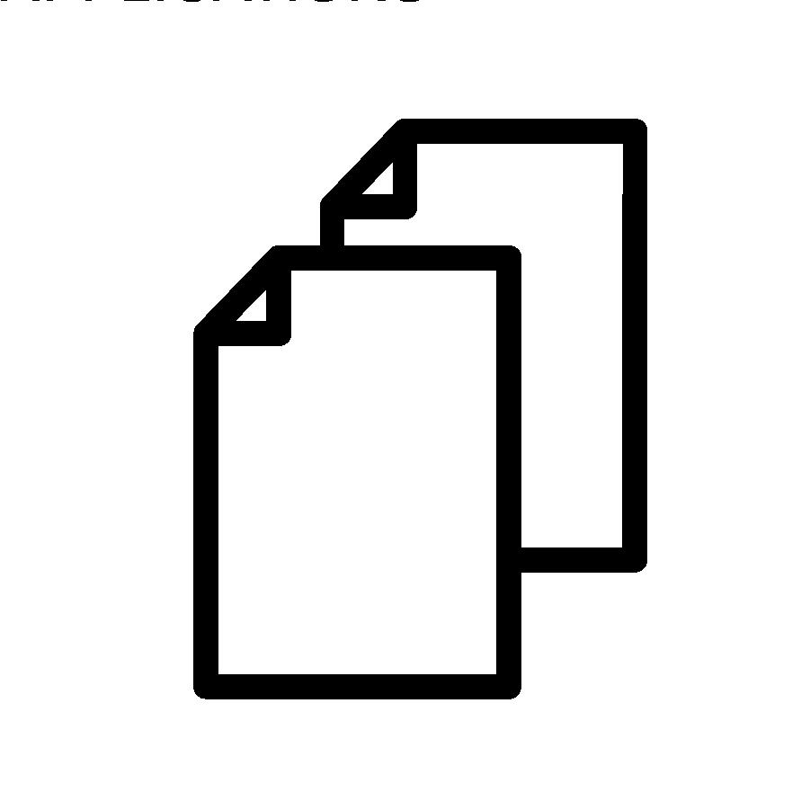 Illustration en noir et blanc de CV