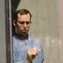 David Gosset, professeur à l'IQC
