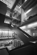 Mike & Ophelia Lazaridis Quantum-Nano Centre atrium