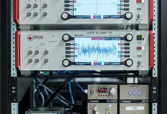 Instrumentation measuring a quantum experiment