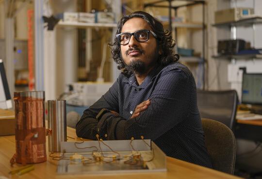 Vadiraj Ananthapadmanabha Rao, IQC PhD student
