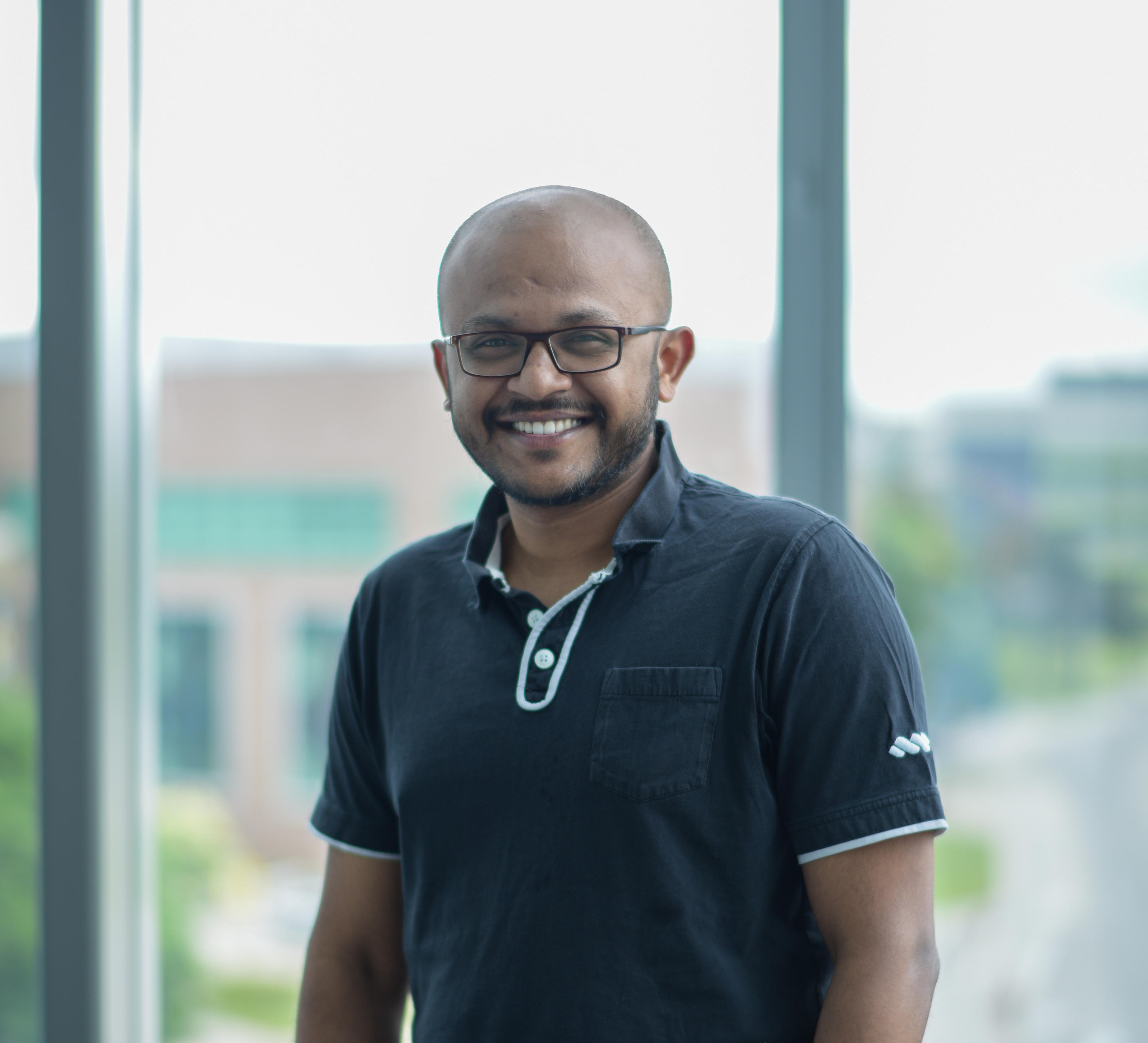 IQC researcher Sainath Motlakunta