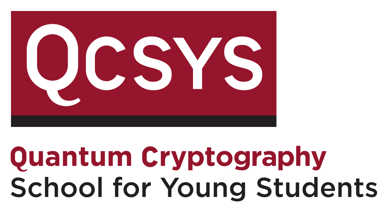 Quantum Cryptography School for Young Students (QCSYS) logo