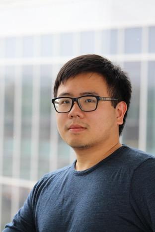 Upper body photo of Robert Liang