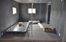 Fire Compartment Interior View