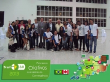 Participants of the Brazil 3.0 Conference