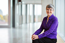 Professor Melanie Campbell