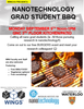 BBQ event poster