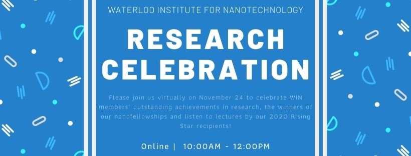 Research Celebration banner