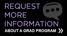 Request More Information About a Grad Program