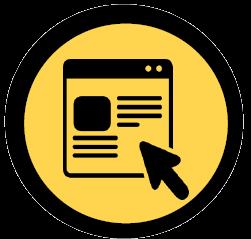 Online resource icon