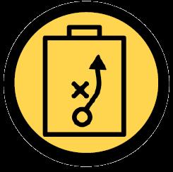 image icon showing task plan