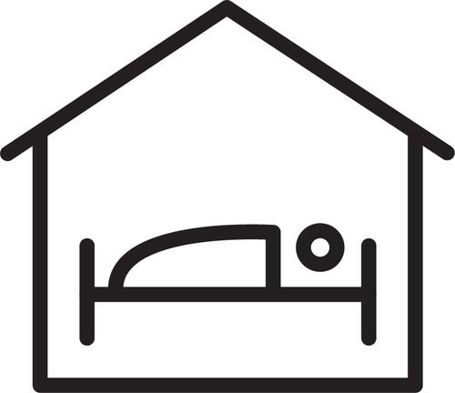 Accommodations icon