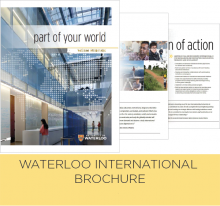 Waterloo International brochure.