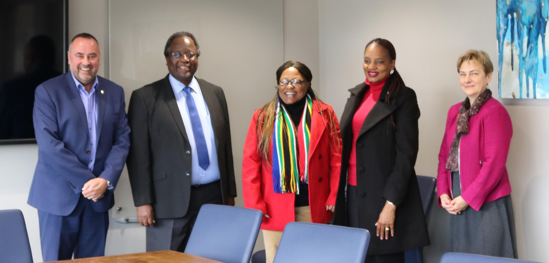MUT delegation visit