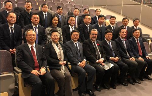 Chinese University Leaders