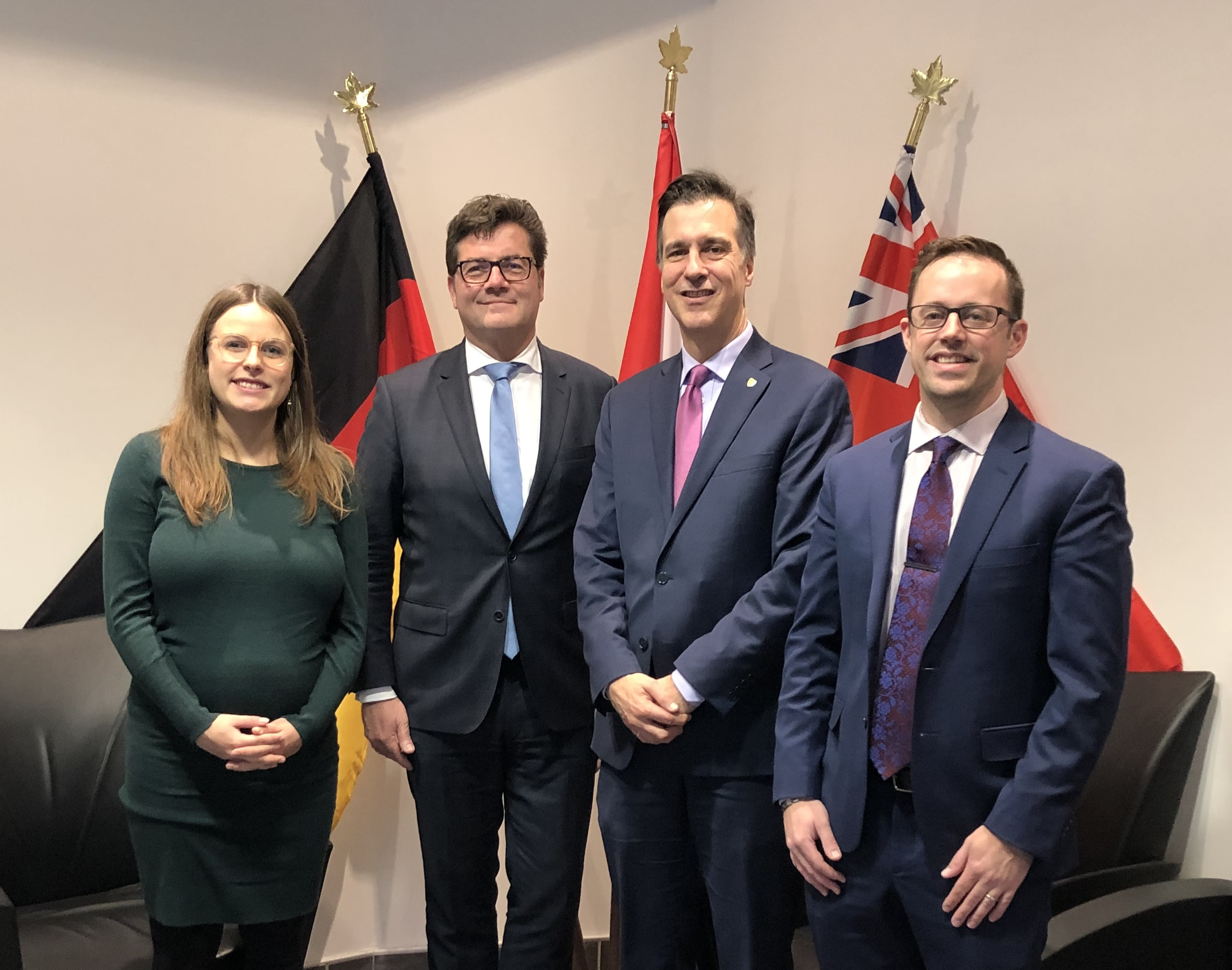 Consul General of the Federal Republic of Germany in Toronto