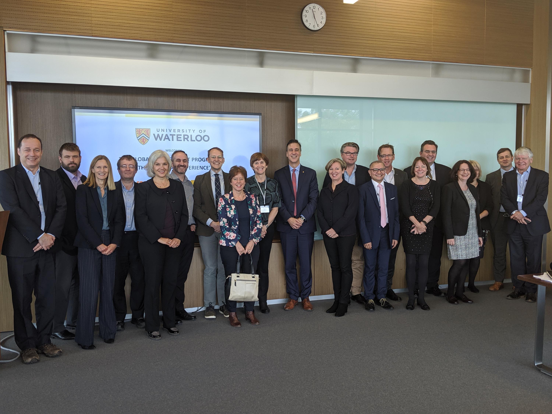 Global Engagement delegation