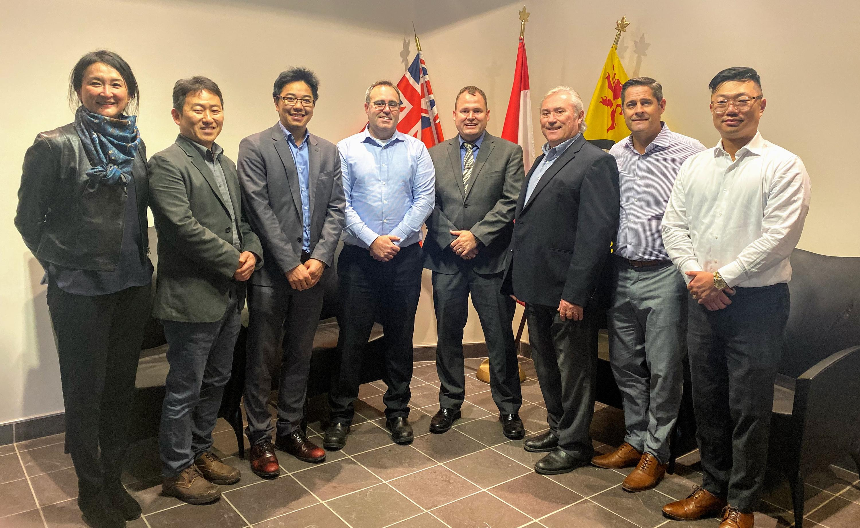 Taipei Trade Mission Group