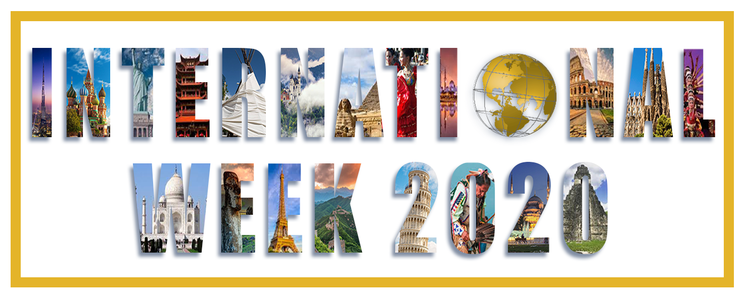 International Week web banner
