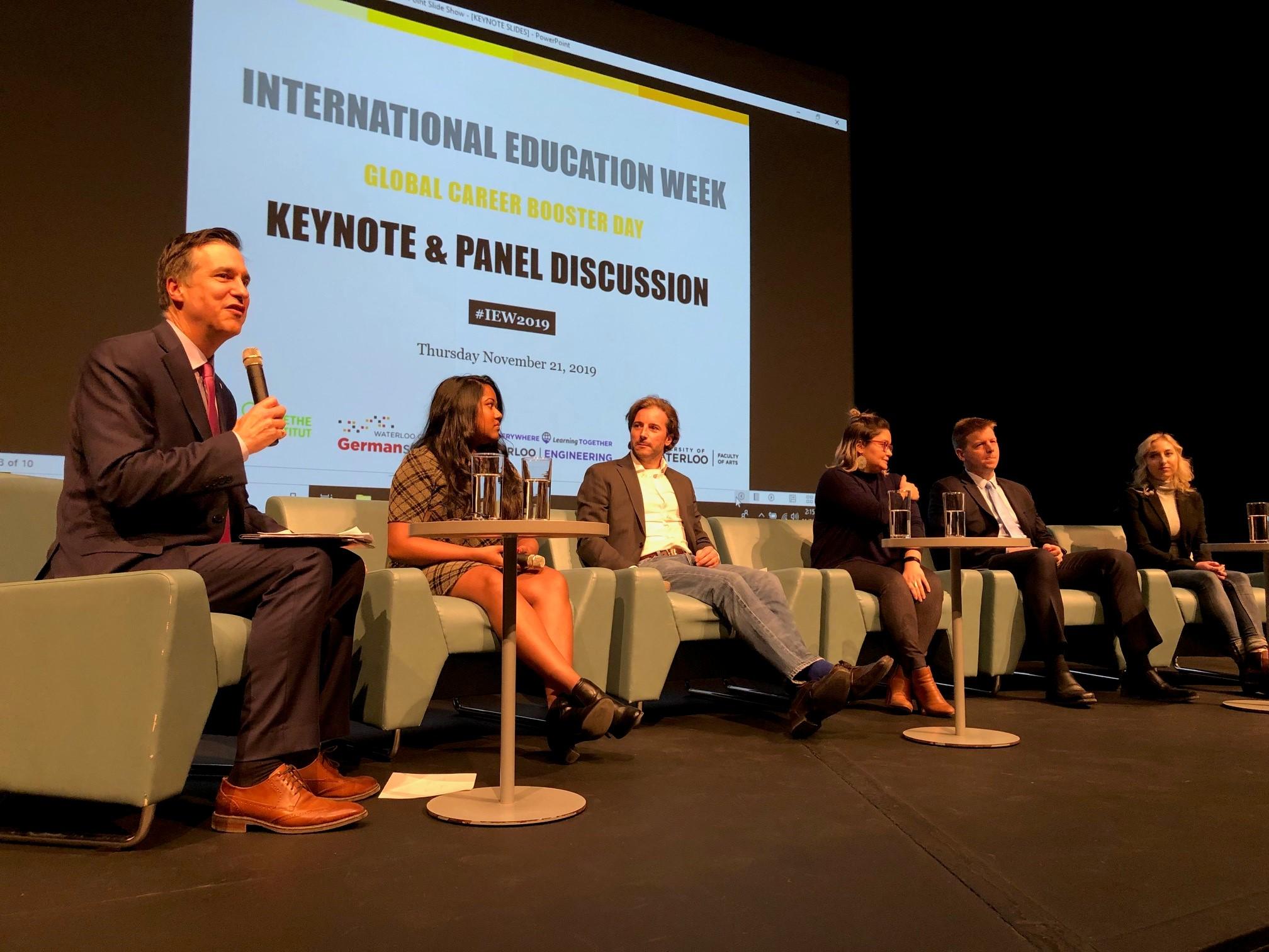 Panelist Keynote Group