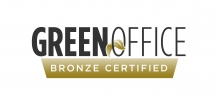 Green Office bronze-certification logo