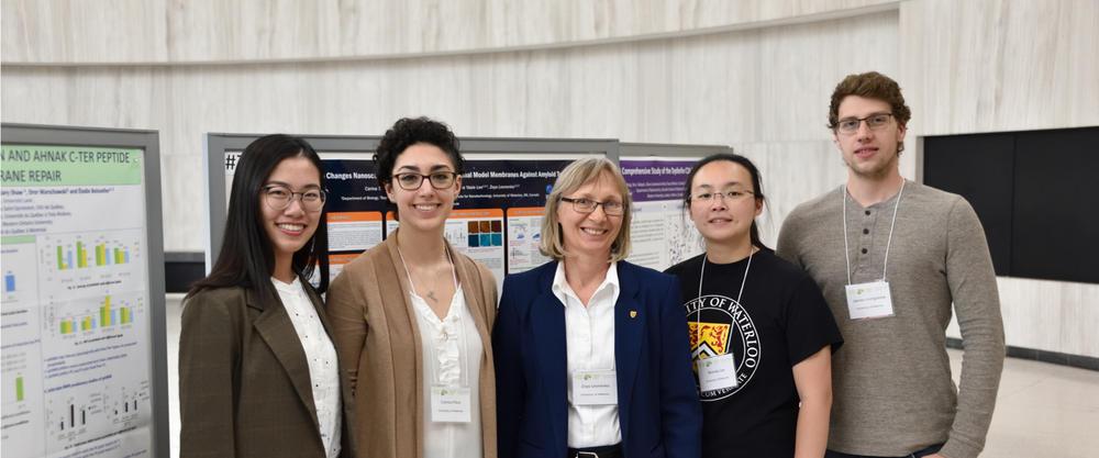 Leonenko Lab at BSC 2019