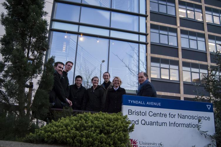 Attending International Nanotechnology Graduate Student Meeting in Bristol 2013