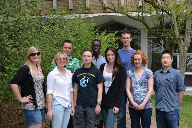 Nanoscale Biophysics Group on Waterloo Campus