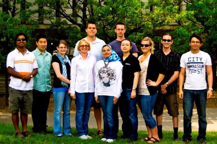 Nanoscale Biophysics Group on Waterloo Campus