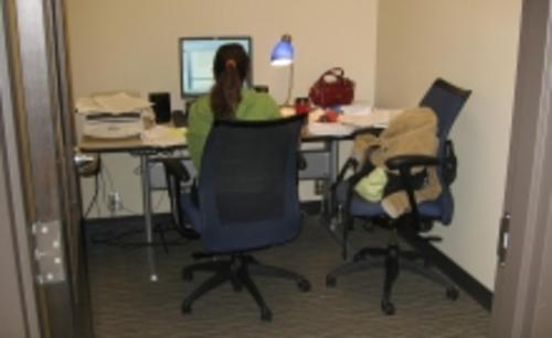 Adaptive Technology Centre study room B