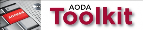 Accessibility for Ontarians with Disabilities Act (AODA) Toolkit