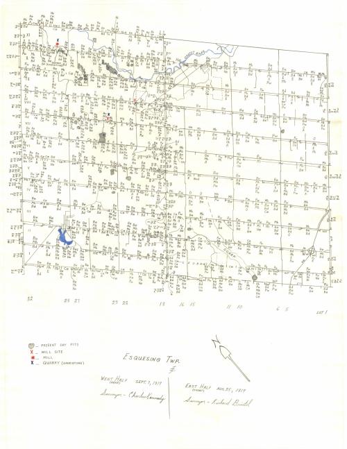 Esquesing Township 1819