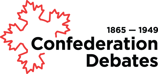 Confederation Debates project logo