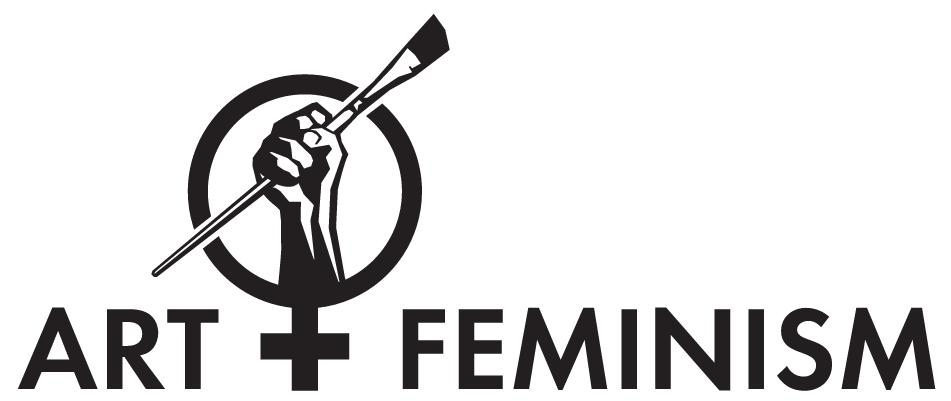 Art+Feminism logo